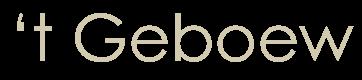Geboew logo